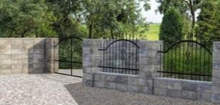 Joniec - Ogrodzenia ROMA Horizon