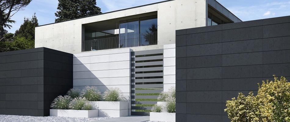 Gladio - Ogrodzenie Modern