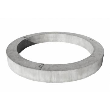 Pierścień odciążający do pokryw- element sieci wodno- kanalizacyjnej