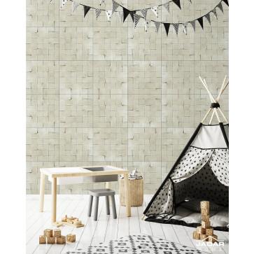 Płytki Strukturalne Mozaika Drewniana