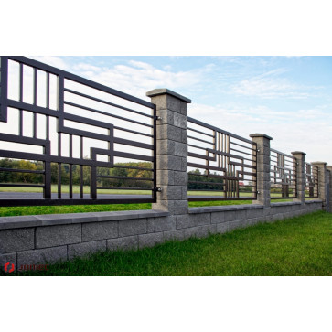 Joniec - Ogrodzenia łupane GORC de Luxe GL22