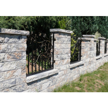 Ogrodzenie Muro 16 cm