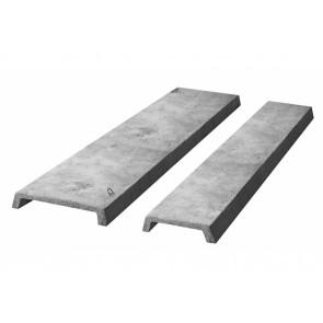Dachowe płyty korytkowe