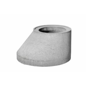 Zwężka redukcyjna  SH-M_element sieci wodno- kanalizacyjnej
