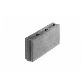 Pustak Alfa 1/2- element ścienny żużlobetonowy