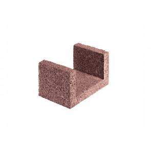 Betard U kształtka nadprożowa- element ścienny keramzytobetonowy