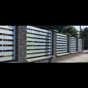 Kamal- jak zamontować ogrodzenie