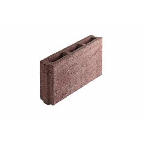 Pustak Alfa 1/2- element ścienny keramzytobetonowy
