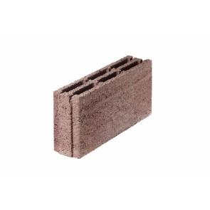 Pustak Leca Blok 12- element ścienny keramzytobetonowy